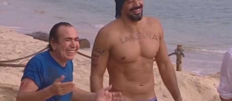 Amaurys Perez ha un malore all'Isola dei Famosi