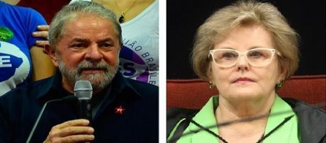 Ex-presidente Lula ficará novamente nas mãos do Supremo Tribunal Federal.