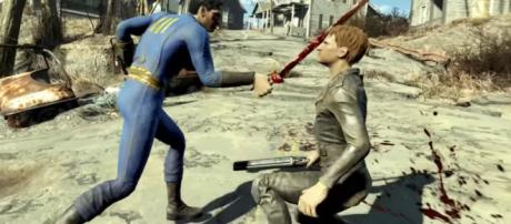 Violent games have not ebbed in popularity. [image source:Tyrannicon/YouTube screenshot]