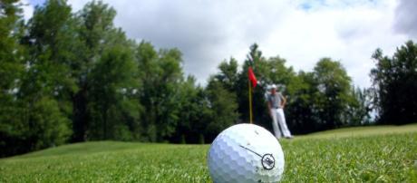 Golf ball. - [Shawn Carpenter via Flickr]