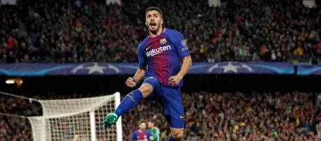Luis Suárez é uma das estrelas maiores do Barcelona