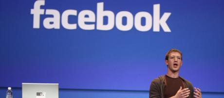Mark Zuckerberg f8 Keynote - (Brian Solis - via Flickr)
