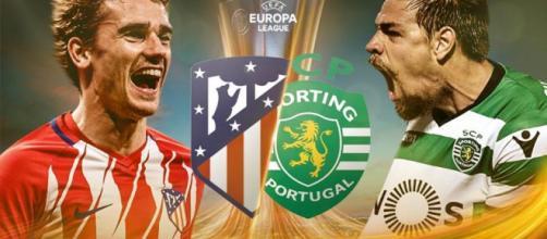 Atlético de Madrid derrota al Sporting de Lisboa