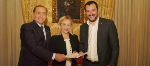 Berlusconi, Salvini e Meloni uniti alle nuove consultazioni ... - lastampa.it