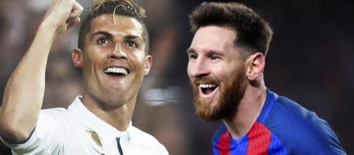 Cristiano Ronaldo e Leo Messi continuam lutando pelos mesmos objetivos.
