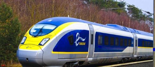 El servicio Eurostar de Londres a Amsterdam.