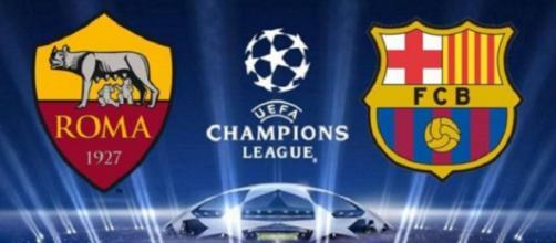 Pagelle e commenti di Roma-Barcellona