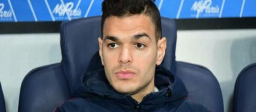 Hatem Ben Arfa became a ghost in Paris - itsroundanditswhite.co.uk