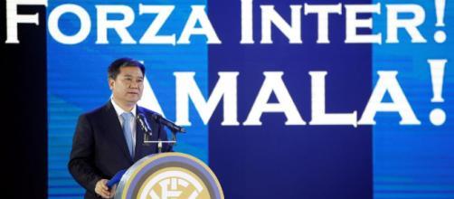 Il proprietario di Suning e dell'Inter