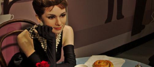 Audrey Hepburn was a remarkable person. [image source: দেবর্ষি রায় - Flickr]