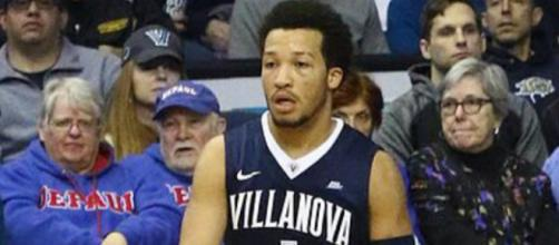 Jalen Brunson was named the nation's top player on Friday. (Image via Jales/Wikimedia Commons)