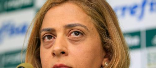 Leila Pereira é presidente da Crefsa