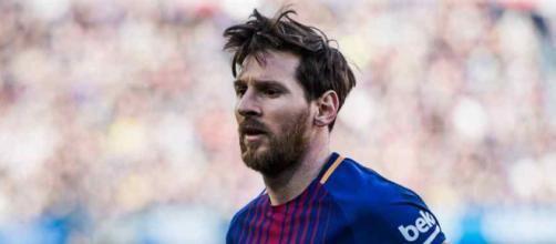Leo Messi continua muito atento ao que se passa no futebol espanhol