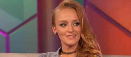 Maci Bookout isn't staying silent about Ryan Edwards' drug abuse. [Image via MTV]