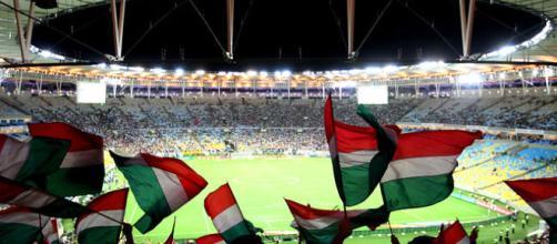 maracanã perto de ser oficializado como a casa do Fluminense (Foto: Globo.com)