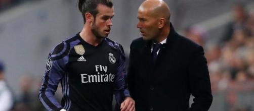 Mercato Real Madrid : Zidane précise l'avenir de Gareth Bale !
