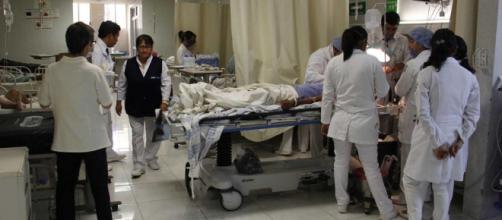 Pobre y deficiente cobertura de salud en México