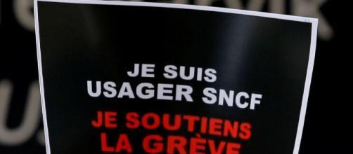 Pour soutenir les cheminots grévistes, une cagnotte a déjà atteint 300 000 euros !