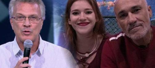 Público do BBB18 pede a eliminação de Ayrton e Ana Clara