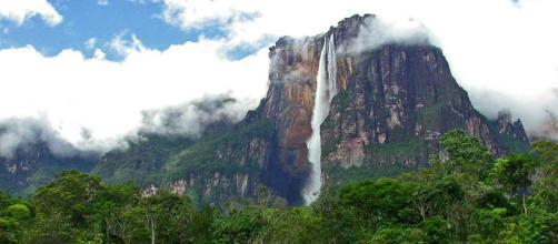 Salto Ángel, la caída de agua más grande del mundo