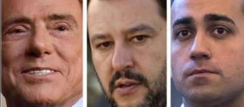 Salvini pronto a mollare Berlusconi per Di Maio