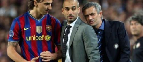 """Zlatan reveló el motivo de su """"rivalidad"""" con el entrenador ... - com.ec"""