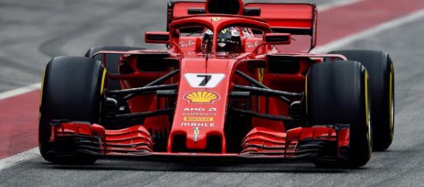 Formel 1: Das sind die neuen Boliden der Saison 2018 | GMX.CH - gmx.ch
