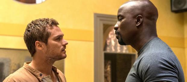 Iron Fist appears in second season of 'Luke Cage' (via YouTube - Hybrid Network)