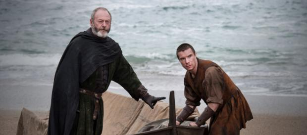 Joe Dempsie en la temporada 8 y el final de Game of Thrones