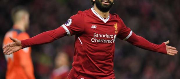 Mohamed Salah é o novo herói do Liverpool