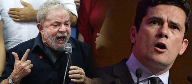 Moro pode prender Lula à força