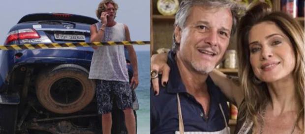 Pedro Novaes, filho de Marcello Novaes e Letícia Spiller comete crime e vai preso