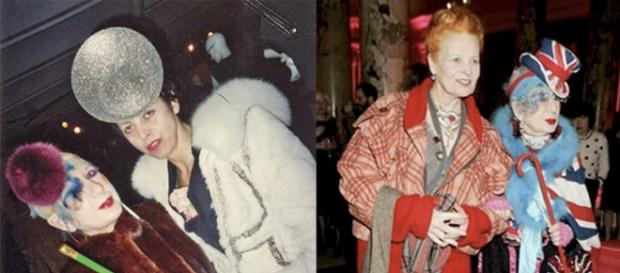 RIP Anna Piaggi, fashion punk | - wordpress.com