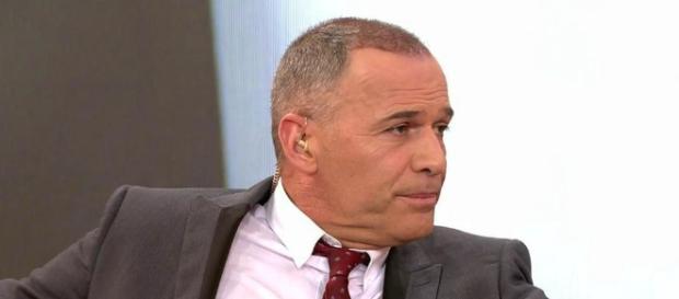 Sálvame| Carlos Lozano se entera en directo de que Miriam, su ex ... - telecinco.es