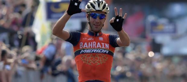 Vincenzo Nibali, lo 'Squalo dello Stretto' si ritira dal Giro dei Paesi Baschi.
