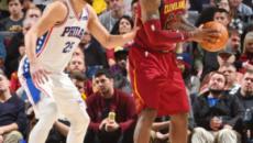 NBA : Philadelphie passe devant Cleveland