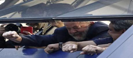 Lula não foi preso nesta sexta