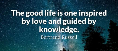 Bertrand Russell Quotes - (BrainyQuote/Youtube)