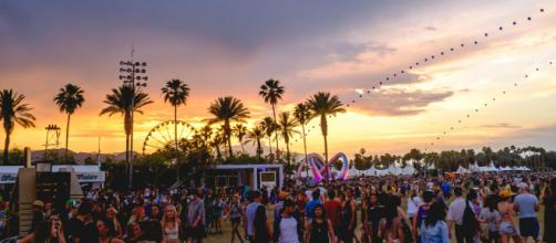 A Coachella sunset. [Image credit: Alan Paone via Flickr]