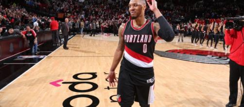 Damian Lillard is ready to make a run at a championship. {Image Credit: NBA/YouTube]