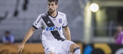 Destaque na Ponte Preta, Luan Peres está próximo de acertar com o Fluminense