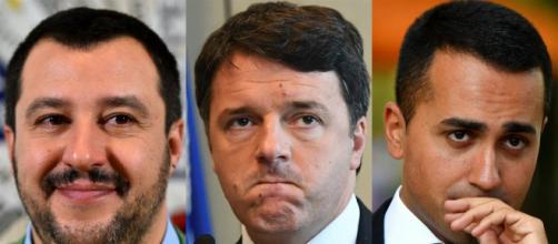 Di Maio tradito da Salvini si rivolge al Pd
