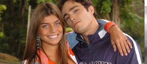 Ela fez muito sucesso na novela Global (Rede Globo)