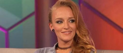 Maci Bookout appears on a 'Teen Mom OG' special. [Photo via MTV/YouTube]