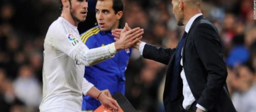 Mercato : Zidane tranche l'avenir de Bale au Real Madrid