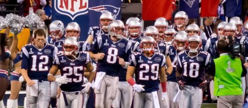 New England Patriots. - [Immage via SAB0TEUR via Flickr]