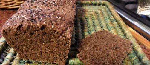 Pan integral con harina de algarroba, salvado de avena, yogurt y ... - blogspot.com