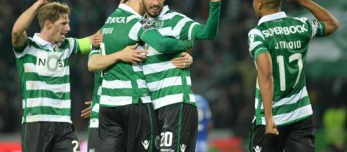 Sporting Lisbona, Portogallo, Europa League
