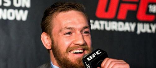 Conor McGregor is making a 'Notorious' name for himself. [image source: Alexander Johnson/Wikimedia commons ]