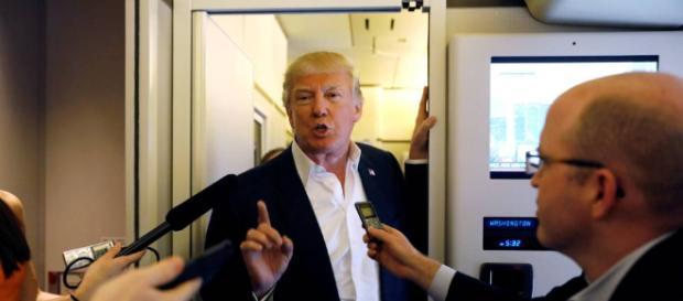 Donald Trump fija la diana política en los medios de comunicación ... - elpais.com